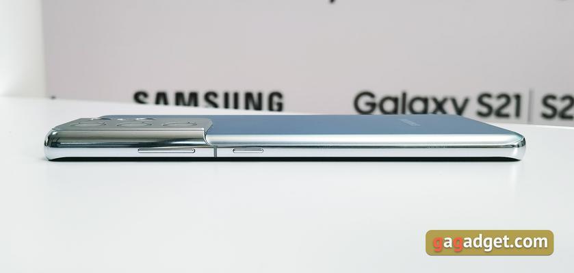 Флагманская линейка Samsung Galaxy S21 и наушники Galaxy Buds Pro своими глазами-11
