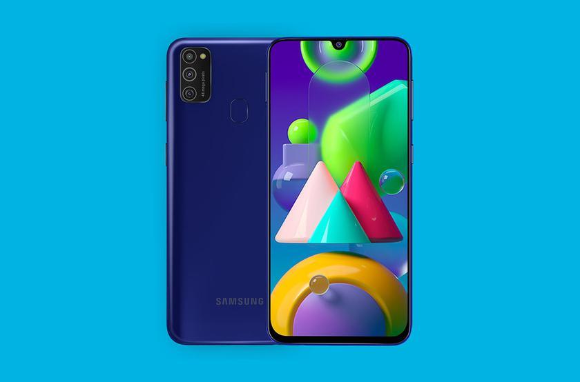 Samsung выпустила обновление Android 11 с оболочкой One UI 3.0 для бюджетника Galaxy M21