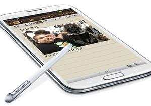 Samsung Galaxy Note II: урок третий