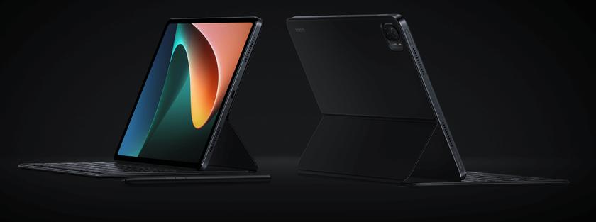 Представлены планшеты Xiaomi Mi Pad 5 и Mi Pad 5 Pro с новой прошивкой по цене от $310