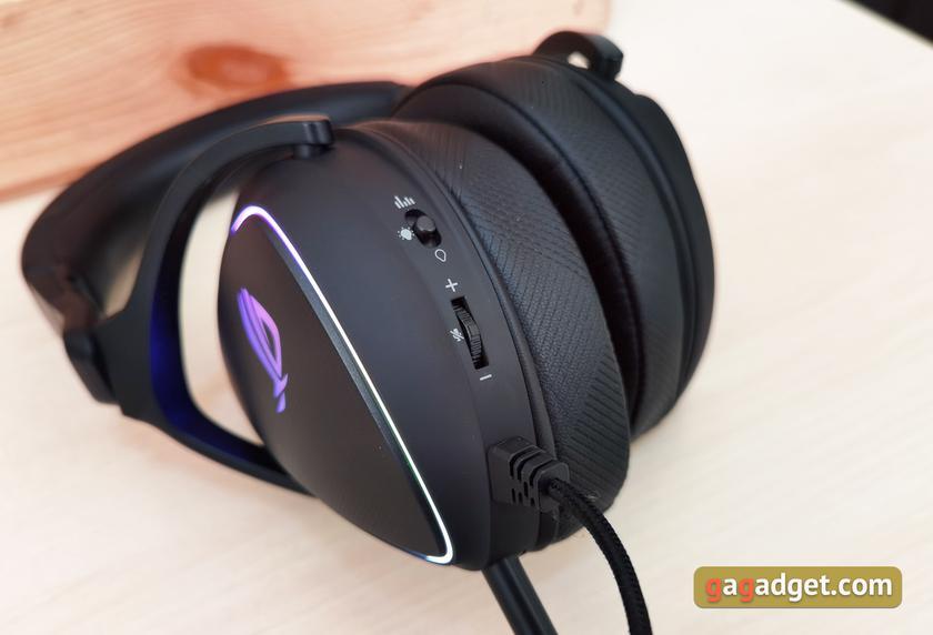 Обзор ASUS ROG Delta S: универсальная геймерская гарнитура с Hi-Res звуком и шумоподавлением-18