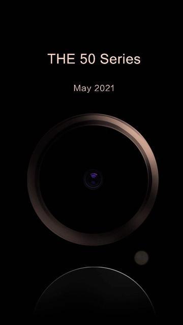 Honor в мае выпустит на глобальном рынке флагманскую линейку смартфонов Honor 50