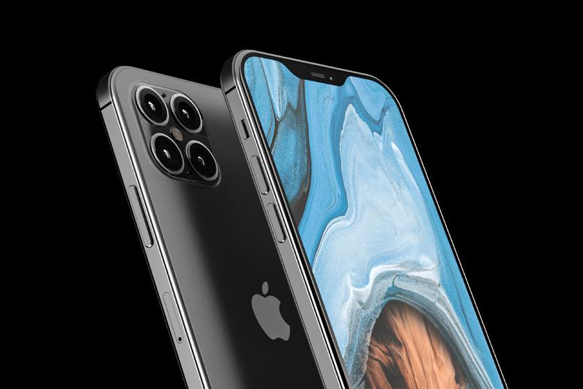 iPhone 12 на концепт-изображениях: уменьшенная «монобровь», четыре камеры и дизайн, как у iPhone 4