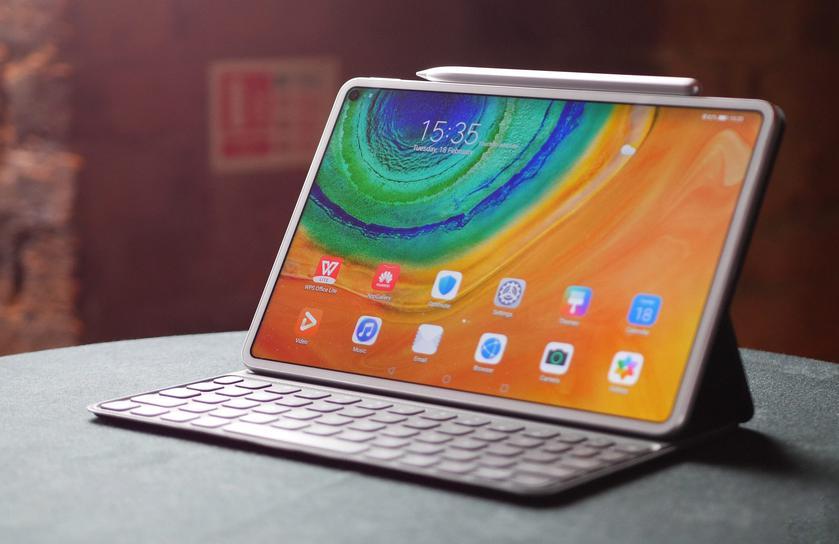 Слух: Huawei готовит флагманский планшет, который будет работать на 5-нанометровом чипе Kirin 9000