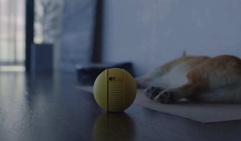 Samsung представила «робота-дворецкого» Ballie для управления умным домом