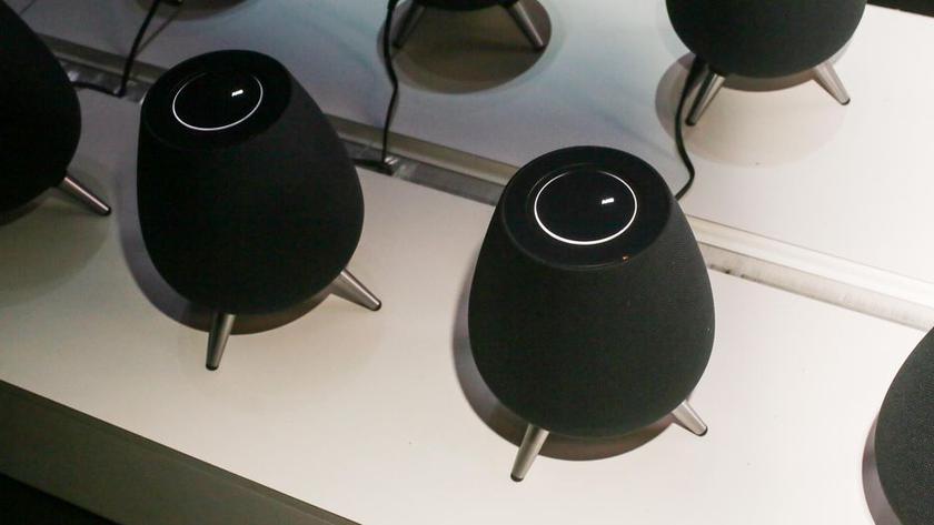 Samsung выпустила стильную смарт-колонку Galaxy Home с поддержкой Bixby