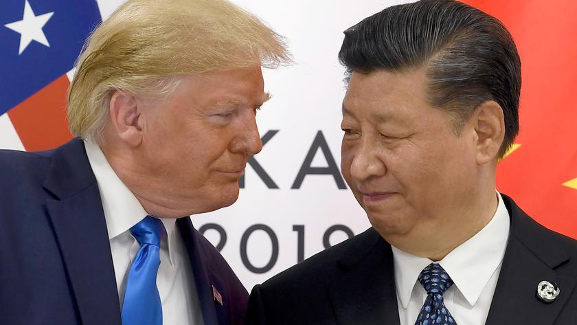 США и Китай закопали топор войны