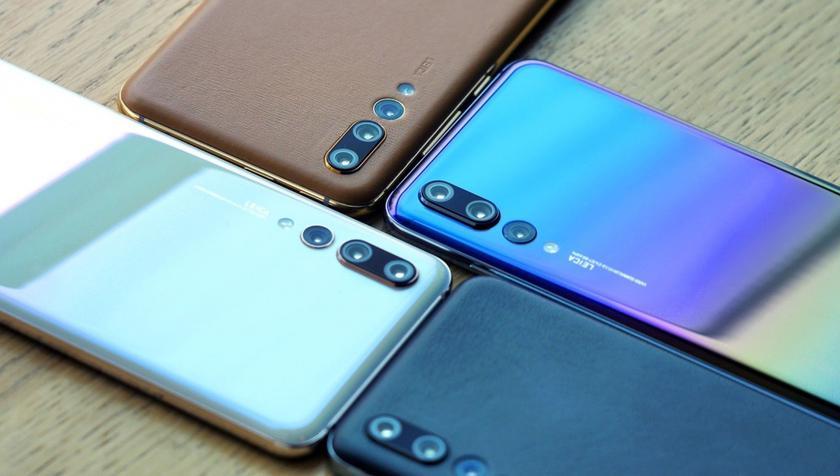 Huawei уже продала 4 миллиарда телефонов