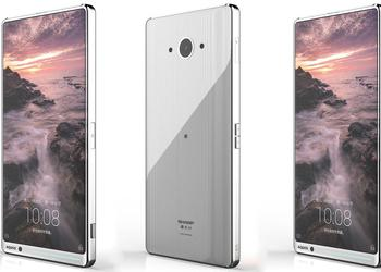Frameless Sharp Aquos S3 has been certified in Taiwan