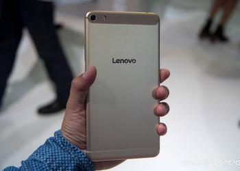 Lenovo's full-fledged frameless flagship received the title and a new poster