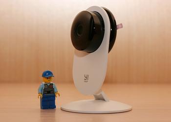 Обзор YI Home Camera 1080p: домашнее видеонаблюдение за $18