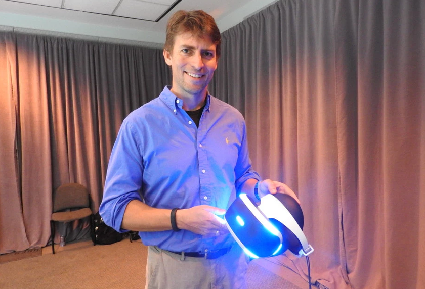 Google наняла старшего инженера PlayStation, который работал над PSVRиPSMove