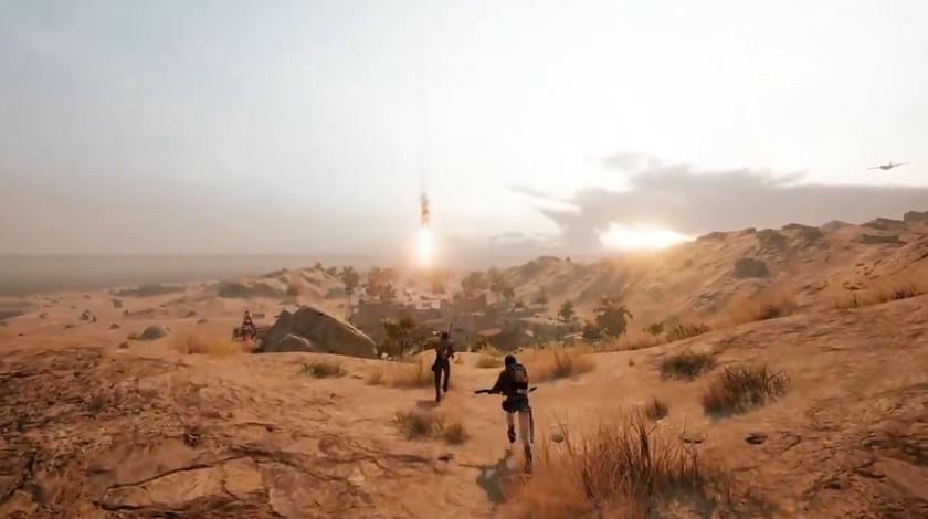 Разработчики PUBG показали пустынную карту Каракин, которая может заменить Викенди