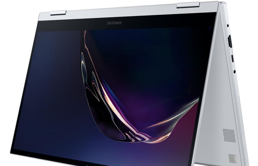 Samsung представила Galaxy Book Alpha— ноутбук-трансформер сQLED-дисплеем ибыстрым SSD за$830