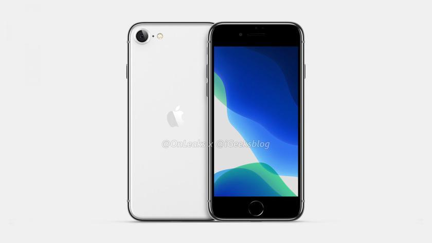 Новые рендеры iPhone SE 2 (он же iPhone 9): привет из прошлого