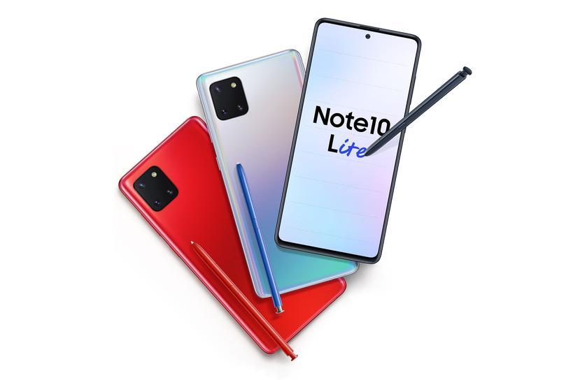Дождались: Samsung выпустил Android 11 для Galaxy Note 10 Lite