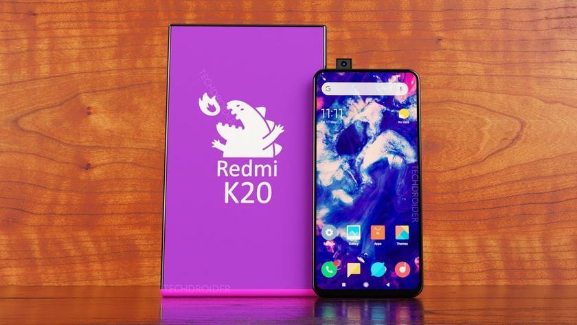 Xiaomi обещает, что выдвижная фронтальная камера Redmi K20 прослужит как минимум 8 лет