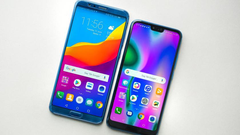 Huawei выпустила стабильную версию Android 10 с оболочкой EMUI 10 для Honor 10 и Honor View 10