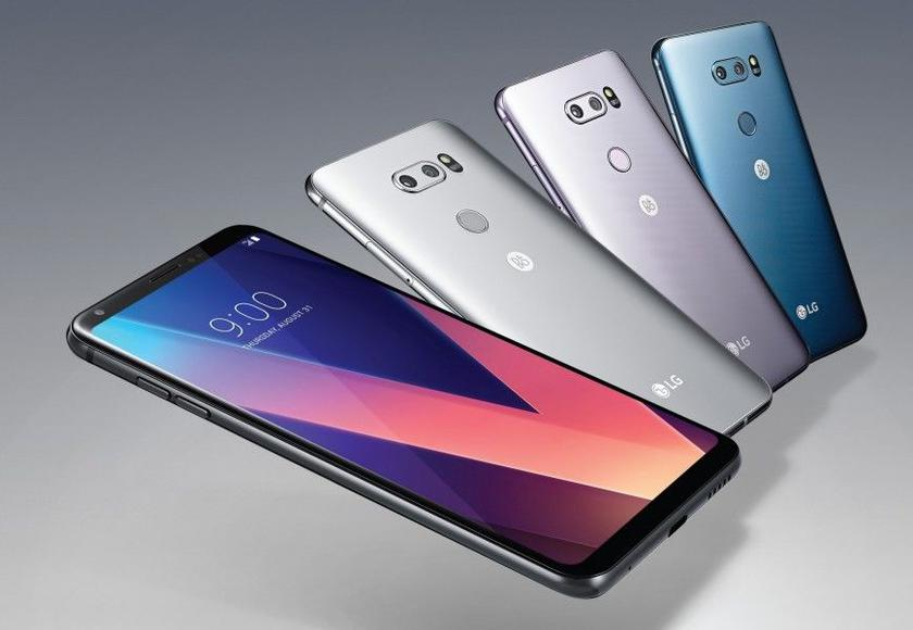 LG can present the updated V30 to MWC 2018