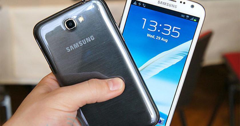 В США вновь взорвался смартфон Samsung