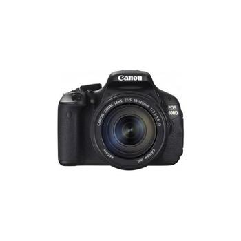 Canon EOS 600D 18-55 Single IS Kit