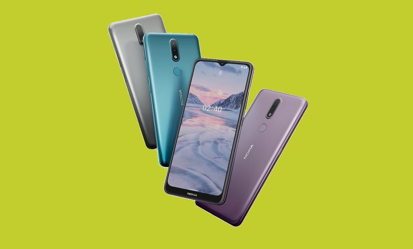 В Украине представили Nokia 2.4: бюджетник на «чистом» Android с чипом MediaTek Helio P22 и двойной камерой по цене в 2 999 грн