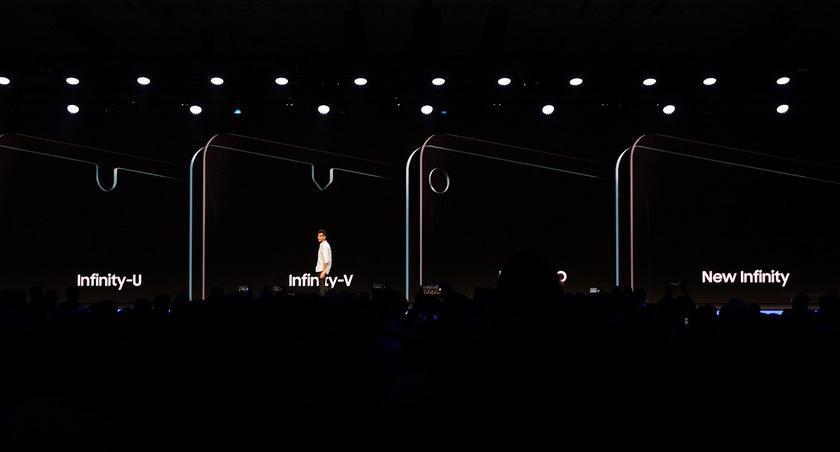 Galaxy A70 и Galaxy A90 станут первыми смартфонами Samsung c новыми In