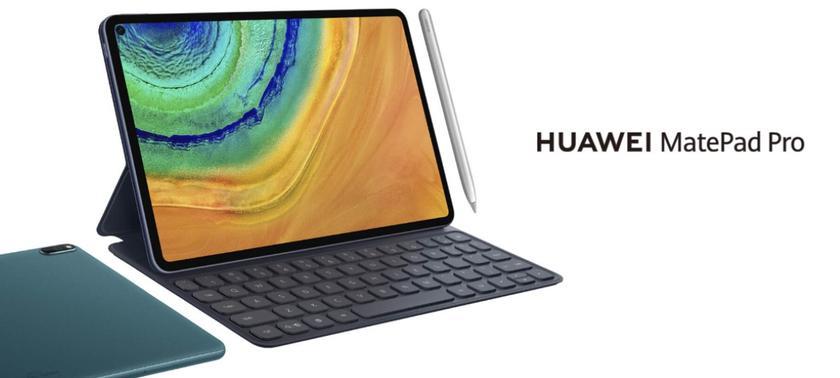 Huawei MatePad Pro: 10.8-дюймовый «дырявый» дисплей, чип Kirin 990, батарея на 7250 мАч, беспроводная зарядка на 15 Вт и ценник от $470