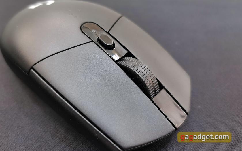 Обзор Logitech G305 Lightspeed: беспроводная игровая мышь с отличным сенсором-9