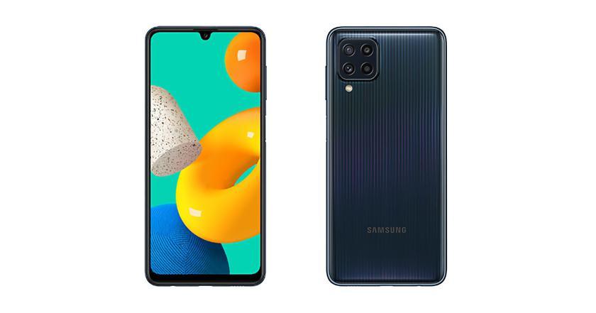 Samsung Galaxy M32 рассекретили до анонса: AMOLED-экран, батарея на 60