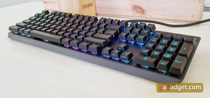 Обзор ASUS ROG Strix Scope RX: оптико-механическая геймерская клавиатура с влагозащитой-21