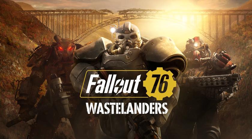 Новое начало Fallout 76: в апреле игра выйдет вSteam иобзаведется NPC собновлением Wastelanders