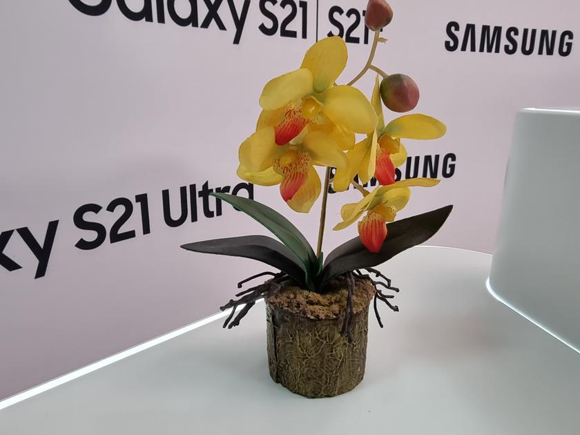 Флагманская линейка Samsung Galaxy S21 и наушники Galaxy Buds Pro своими глазами-41