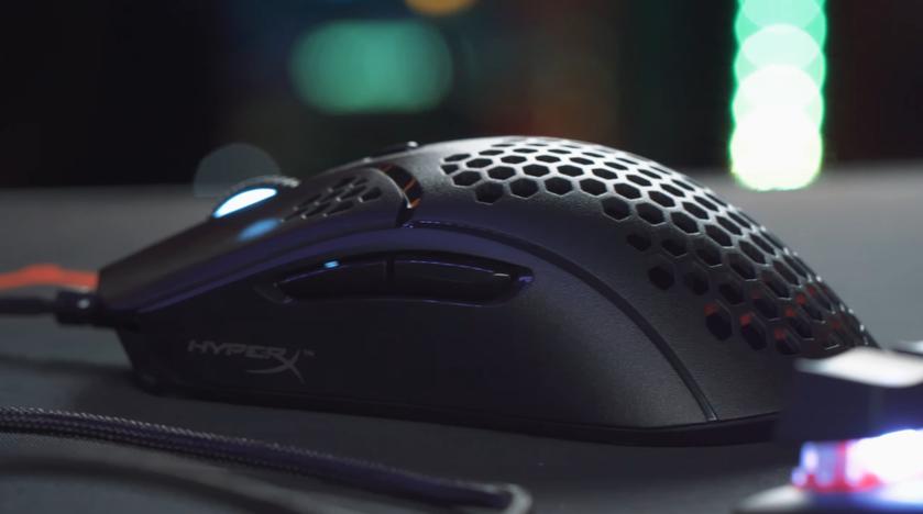 HyperX Pulsefire Haste: новая сверхлегкая игровая мышь сточностью 16000DPI иресурсом в60миллионов нажатий