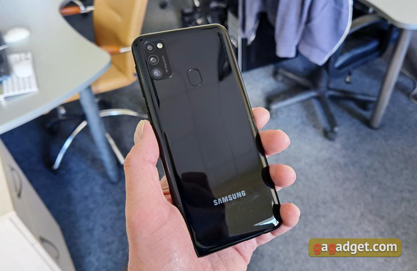 Обзор Samsung Galaxy M31 и Galaxy M21: ложка корейского дёгтя в бочку китайского мёда-13