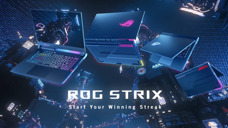 ВУкраину пришли ROG Strix SCAR нового поколения: игровые ноутбуки для киберспорта иCyberpunk 2077 на«максималках»