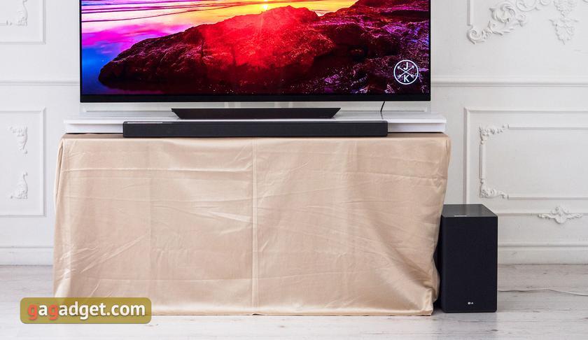 Обзор LG OLED65E8PLA: OLED-телевизор с максимальным набором новых технологий-50