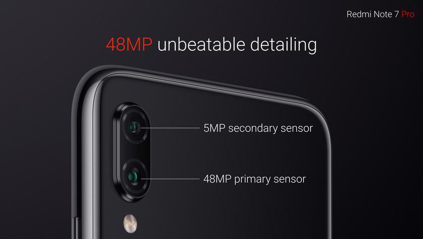Xiaomi представила Redmi Note 7 Pro с улучшенной 48-мегапиксельной камерой и ценой от $200-3
