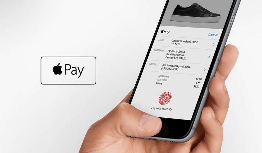 Сервисом Apple Pay пользуются более 250 миллионов человек