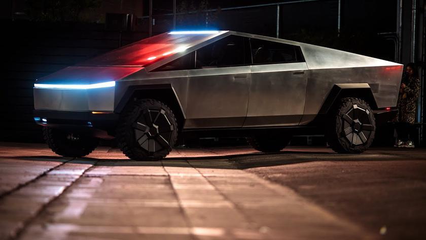 Tesla Cybertruck уже заказали министр юстиции Норвегии, полиция Дубая и экс-мэр из Черновицкой области
