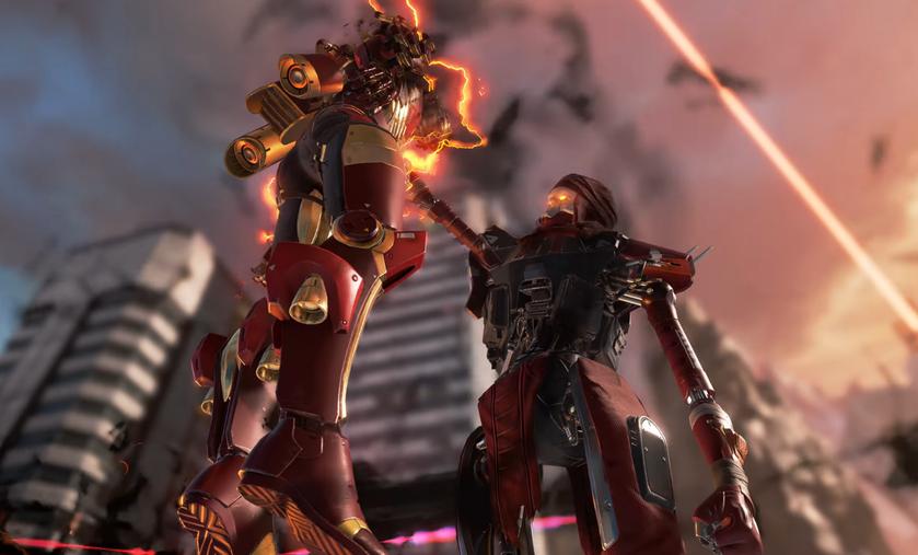 Четвертый сезон Apex Legends: Respawn показала обновленную карту испособности Ревенанта
