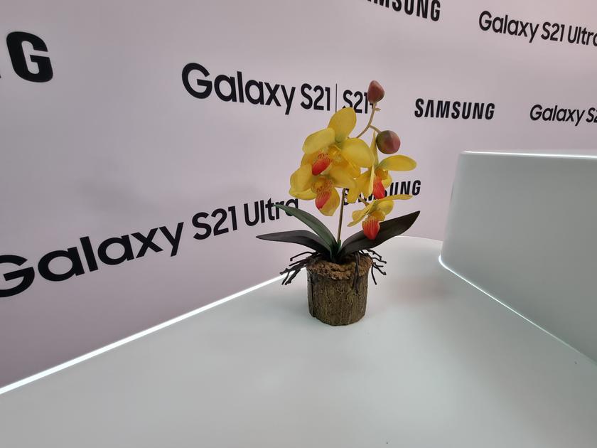 Флагманская линейка Samsung Galaxy S21 и наушники Galaxy Buds Pro своими глазами-40