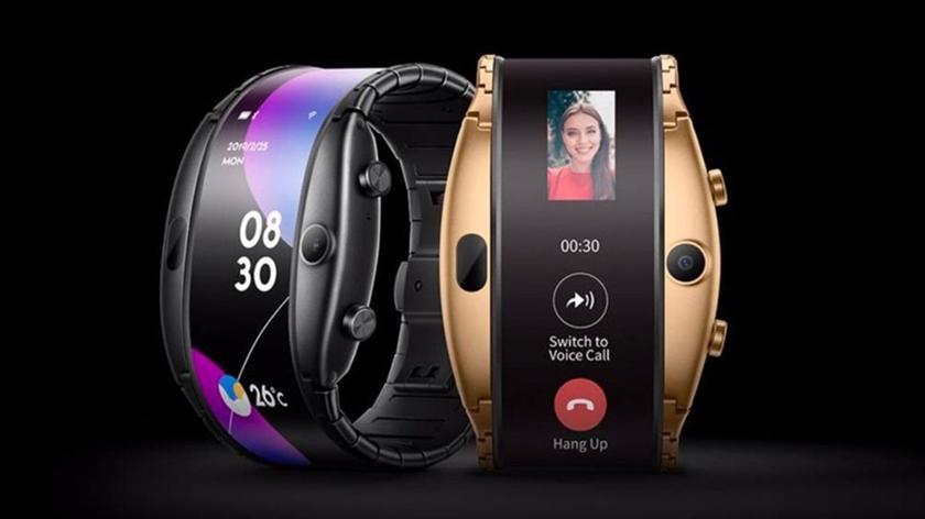Nubia Alpha готов к продажам: гибрид смартфона и часов с 4-дюймовым дисплеем за $520