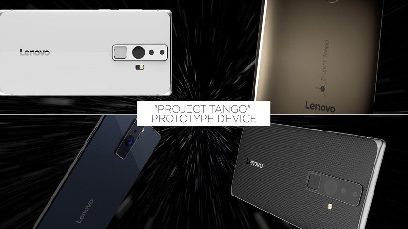 Смартфон Lenovo PHAB 2 Pro: Project Tango для масс