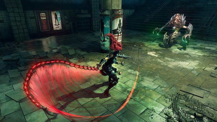 THQ выпустила трейлер Darksiders 3, раскрывающий новые способности главной героини