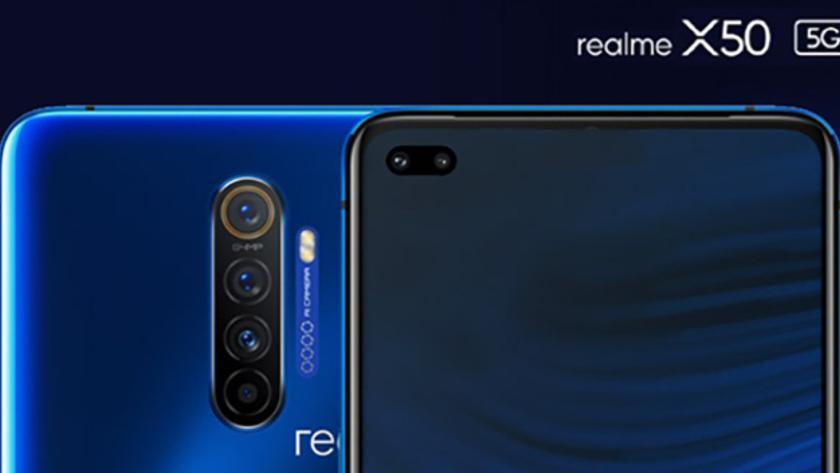 «Убийца Redmi K30» Realme X50 5G может дебютировать уже завтра