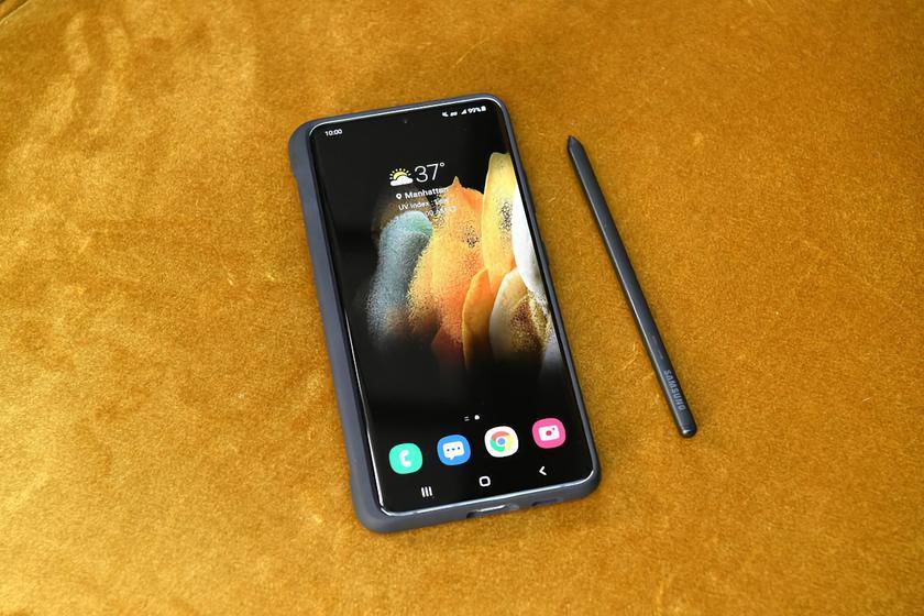 Не только Galaxy S21 Ultra: стилус S Pen в будущем будут поддерживать и другие смартфоны Samsung