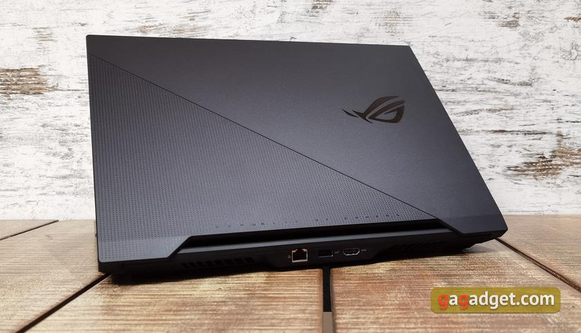 First Impressions: ASUS ROG gaming laptops with AMD processors and RTX 3000 series graphics seen in real!-3