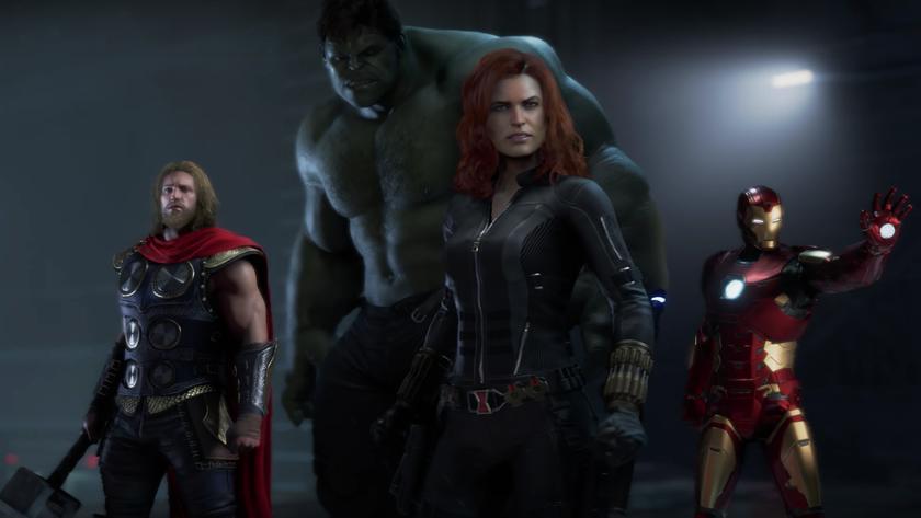 Square Enix расстроила фанатов: Marvel'sAvengers невыйдет вмае 2020 года