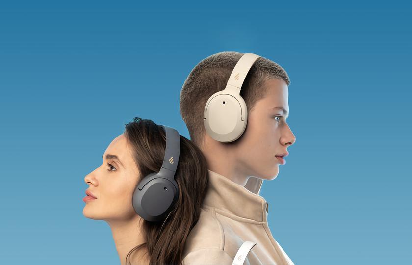 На AliExpress начала продавать EDIFIER W820NB: накладные Bluetooth-наушники с ANC и автономностью до 49 часов за $46